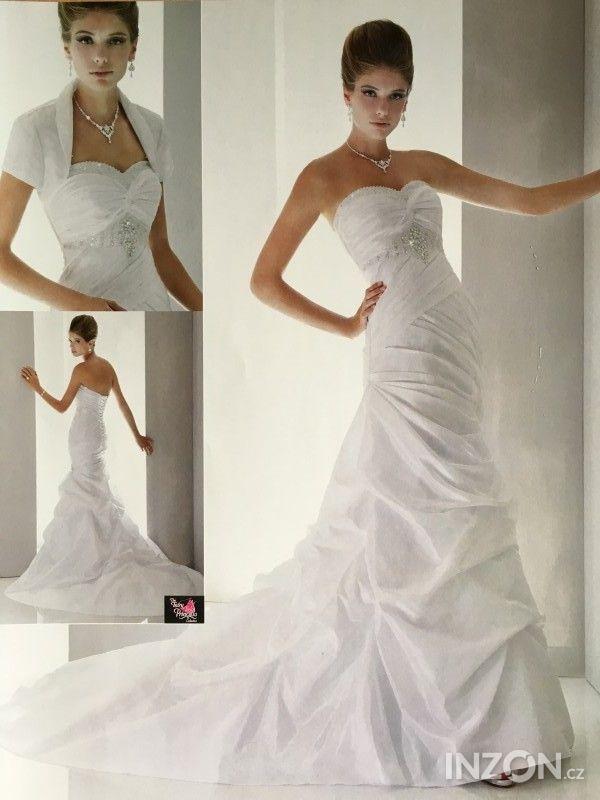 Luxusni Svatebni Saty Model Myra Nachod Nabidka