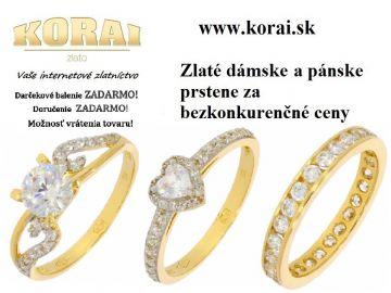 Zlaté prstene KORAI